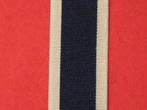 FULL SIZE ROYAL NAVY LSGC MEDAL RIBBON