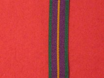 MINIATURE ACCUMULATED CAMPAIGN SERVICE MEDAL PRE 2011 MEDAL RIBBON