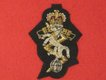 British Cap Badges - Officers