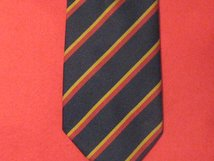 ROYAL ELECTRICAL MECHANICAL ENGINEERS REME POLYESTER REGIMENTAL TIE