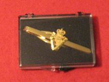 ROYAL IRISH TIE CLIP SLIDE BAR WITH BOX