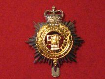 ROYAL CORPS OF TRANSPORT RCT REGIMENT CAP BADGE