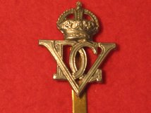 5TH DRAGOON GUARDS CAP BADGE