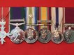 Court Mounted Medals