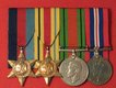British Full Size Original Medals