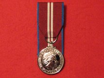 FULL SIZE COURT MOUNTED QUEENS DIAMOND JUBILEE 2012 MEDAL REPLACEMENT