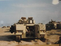 Warrior IFV Loaded