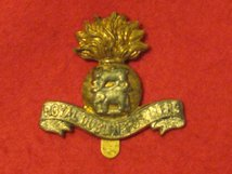 ROYAL DUBLIN FUSILIERS CAP BADGE
