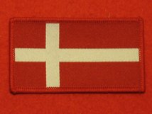 DENMARK DANISH FLAG BADGE