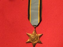 FULL SIZE AIR CREW EUROPE STAR STAR MEDAL WW2 ORIGINAL MEDAL GVF