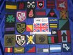 All British Military Cloth Badges Complete