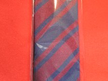 Stripped Silk Tie
