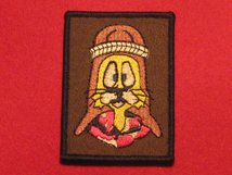 TACTICAL RECOGNITION FLASH BADGE FELIX TRF BADGE