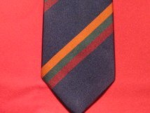 DUKE OF LANCASTERS POLYESTER REGIMENTAL TIE