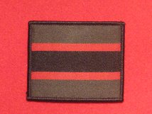 TACTICAL RECOGNITION FLASH BADGE THE RIFLES TRF BADGE 60MM BY 50MM
